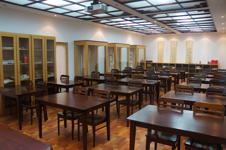元智中語,書法教室